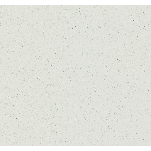 Snowfall 38mm Laminate Worktop Square Edge 3000 X 600 X