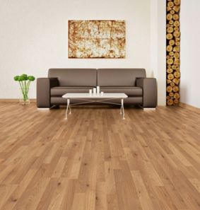 Kronospan Original Honey Oak Laminate Flooring 1285 X 195 6mm Pack Size 25m2