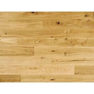 Elka Brushed & Oiled Rustic Oak Engineered Flooring 1860 x 20 x 189mm Pack Size 2.11m2