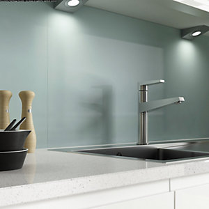 AluSplash Splashback Blue Bird 900mm x 800mm