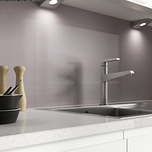AluSplash Splashback Grey Lavender 3000mm x 545mm x 4mm