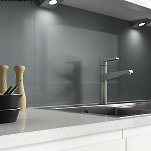 AluSplash Splashback Petrol Blue 3000mm x 545mm x 4mm