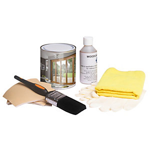 External Door Maintenance Kit Oak