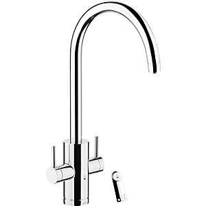 Abode Profile Monobloc 4 in 1 Boiling Water and Filter Tap Chrome