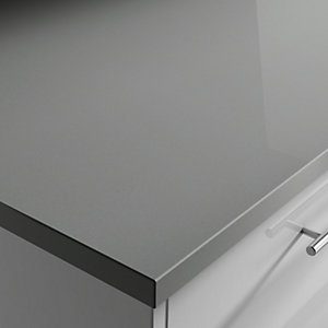 Apollo Ceramica Gloss 30mm Sea Grey