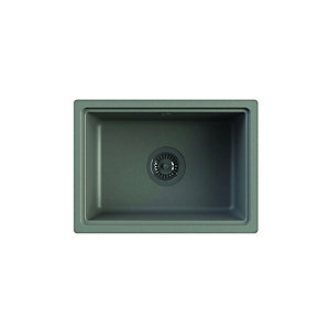 Astracast Askwith Undermount Single Bowl Grey Composite Sink AQU10RXTRAVSK