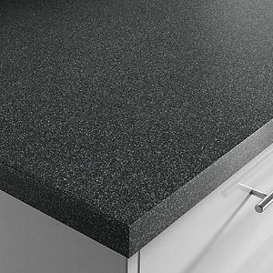 Apollo Corian Worktop Midnight