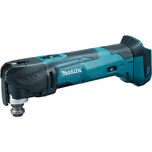 Makita DTM51Z 18 Volt Lxt Cordless Multi Tool Body Only