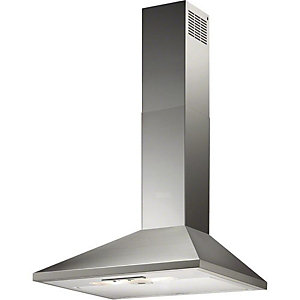 Neue 60cm 3 Speed Chimney Hood with LED Lights Stainless Steel CMH602SS