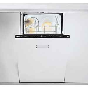 Candy 45Cm Intg Slimline Dishwasher For 9 Place Settings Cdi 2L952-80