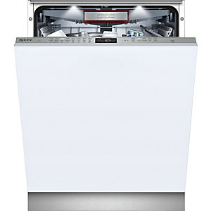 NEFF Integrated Dishwasher Stainless Steel 60cm S515T80D2G