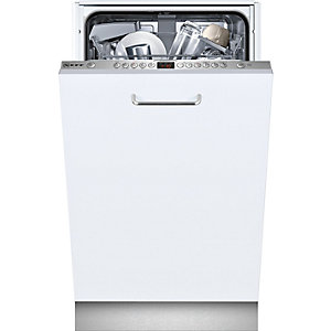 NEFF Slimline Integrated Dishwasher 45cm S583C50X0G