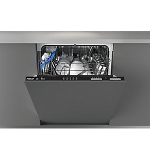 Neue 60Cm Integrated Dishwasher 13 Place Settings Ndin 1L380B-80
