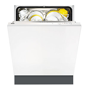 neue Integrated Dishwasher Stainless Steel 60cm IDSH604W