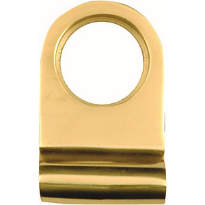 4TRADE Cylinder Door Pull Brass 790435
