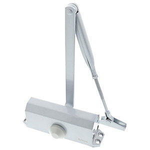 Briton Door Closer Size 3 Silver