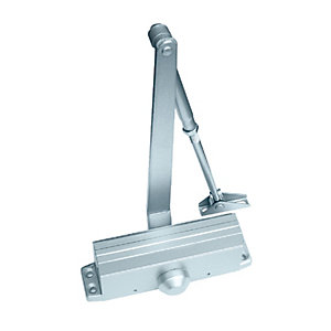 Over Head Size 3 Door Closer Silver DC12
