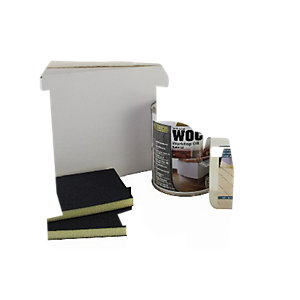 Solid Wood Worktop Installation Kit