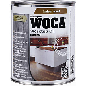 Solid Wood Worktop Treatment and Maintenance Oil 750ml