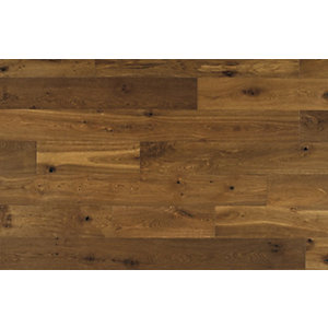 Elka Caramel Oak Engineered Flooring 1820 x 190 x 14mm Pack Size 2.075m2