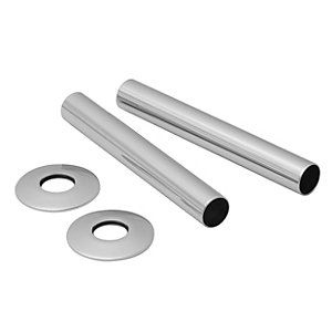 Chrome Pipe Sleeve