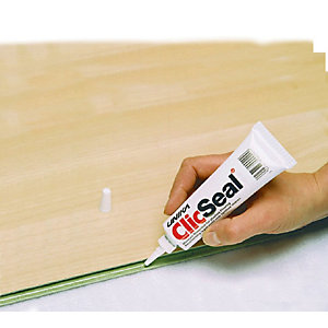 Unika Clicseal Flooring 'Click' Joint Clear Sealant 125ml