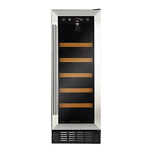 CDA 300mm Wine Cooler Stainless Steel - FWC303SS