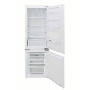 Neue Integrated Static 70/30 Fridge Frezer Ncbs 1772 70