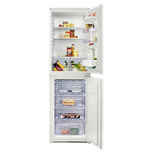 Zanussi 50/50 Integrated Fridge Freezer White - ZBB27640SV