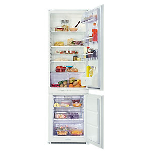 Zanussi 70/30 Integrated Fridge Freezer White - ZBB28651SV