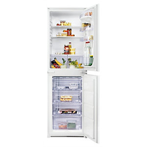 neue 50/50 Integrated Fridge Freezer White IFF553W