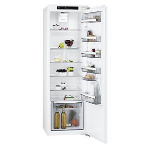 AEG Built-In column Full Height Fridge White SKK8182VDC