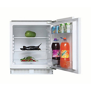 Candy Undercounter Fridge A+ Rated Cru 160 Nek