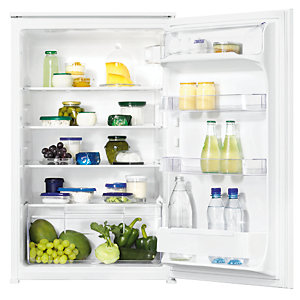 Zanussi Integrated in Column Fridge White 87cm - ZBA15021SV