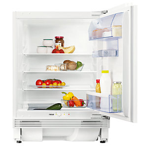 neue Built Under Integrated Fridge White BUFRI2W