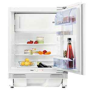 neue Built Under Integrated Fridge with Ice Box White BUFWIB2W