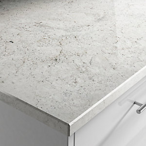 Apollo Granite Worktop Ivory White 30mm