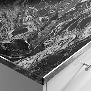 Apollo Granite Worktop Silver Paradiso 30mm