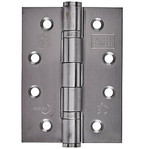 Eclipse Grade 7 Hinge Ball Bearing Satin Stainless Steel 3 Inch
