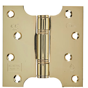 Eclipse Parliament Hinge Polished Stainless Steel 4 Inch