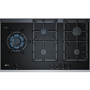 NEFF 90  cm Gas On Glass Hob - T29TA79N0