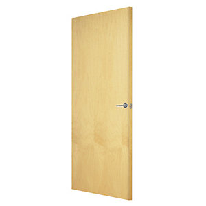 Internal Ash Flush Veneer Door