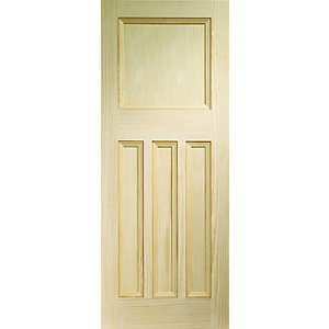 Internal DX Pine Vine Door