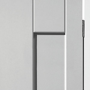 White Axis Primed Bifold Internal Door 35 x 1981 x 762mm