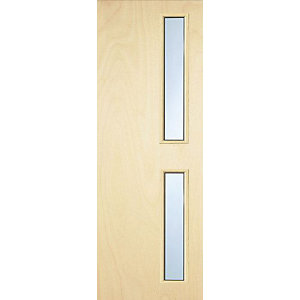 Internal Ply Flush 16G Glazed 30 Min Fire Door