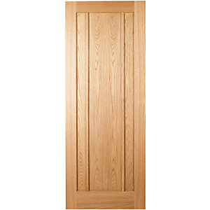 Internal Ripon Oak Door