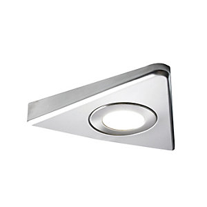 Sirius LED Designer Tri-Light - Stainless