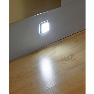 Sirius Square LED Plinth 3 Light Kit