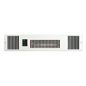 Smiths Environmental SS2E Space Saver Grille White