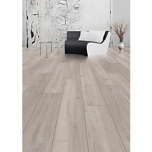 Kronospan Original Rockford Oak Laminate Flooring 1285 x 192 x 12mm Pack Size 1.48m2